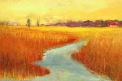 Fall's Marshland