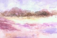 Quiet Beach #1 36x48
