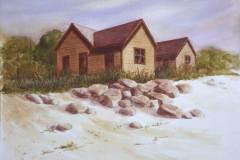 Beach House 16x20