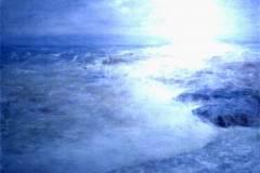 Fog Lifting 22x48